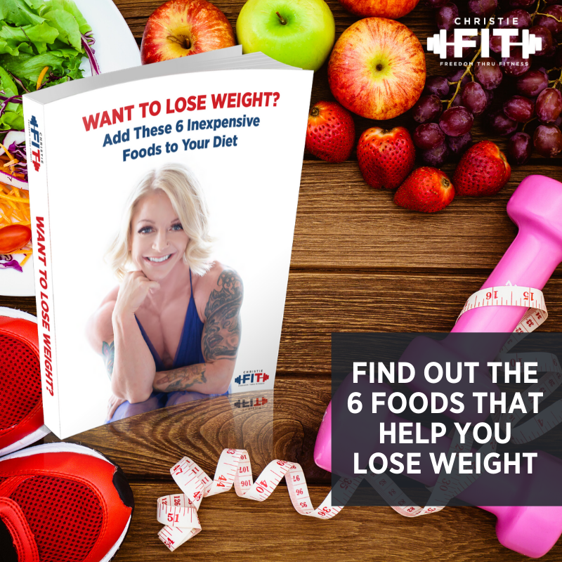 FIND OUT THE 6 FOOD THAT WILL HELP YOU LOSE WEIGHT